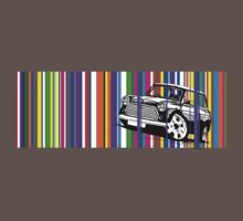 Mini Stripes by Richard Yeomans