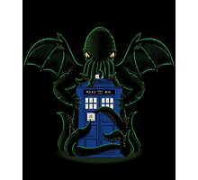 Dr.Who Beyond Time Photographic Print
