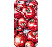 Tomatos iPhone Case/Skin