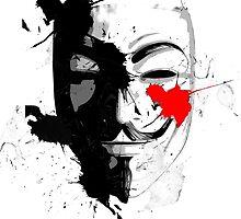 Anonymus Art by Luka Matijas