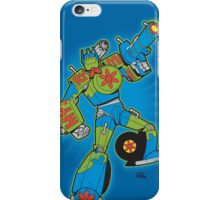 Mystery Mech iPhone Case/Skin