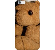 The bear without a nose iPhone Case/Skin