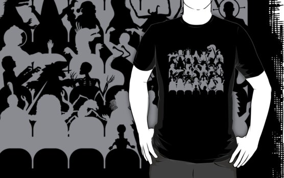 Mystery Theater 3K by Captain RibMan