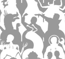 Mystery Theater 3K Sticker