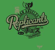 "San Angeles Replicants - ""Blade Runner"" Chess Team Kids Clothes"