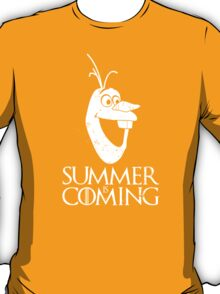 Summer Is Coming T-Shirt