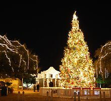 Alamo City Christmas by Michael Collazo