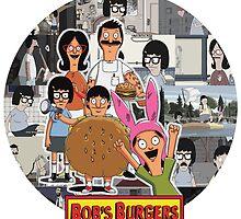 Bob's Burgers II by symooh