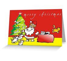 JR Xmas Greeting Card