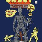 The Incredible Groot by Samiel