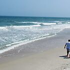 Stroll On Carolina Beach by Cynthia48