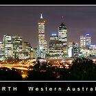 Perth Western Australia by Daniel Fitzgerald