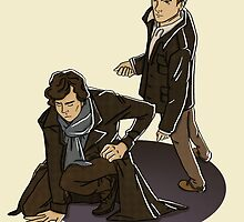 Sherlock. and John. by Jessica Wilson