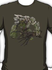 Dota 2 - Tiny w/ Tree [Vector] T-Shirt