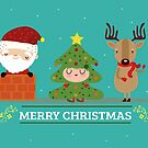 Merry xmas by mjdaluz