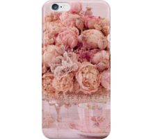 Dried Peony Still Life iPhone Case/Skin
