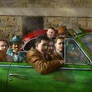 Americana - The good ol boys by Mike  Savad