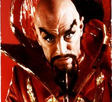 Ming the Merciless by kayve