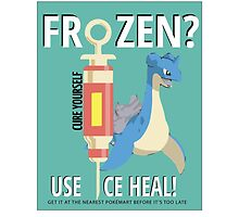 Ice Heal by reaganly