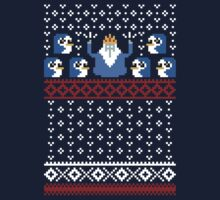 Christmas Time - Ugly Christmas Sweater by ninjabakery