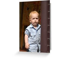Axel Matthew Moore Greeting Card