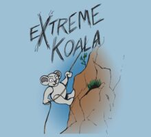 Extreme Koala Absailer by Colin Wells