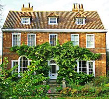 The Vicarage by Trevor Patterson