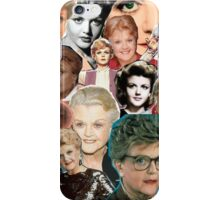 Dial M for Murder She Wrote iPhone Case/Skin