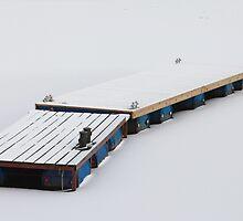 frozen jetty by mrivserg
