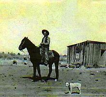 City Marshal New Mexico by randyhanna
