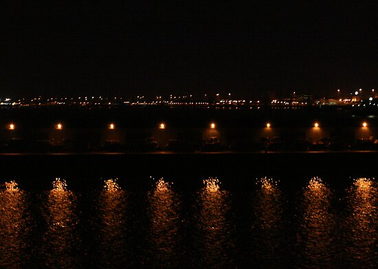 night lights by moseszap