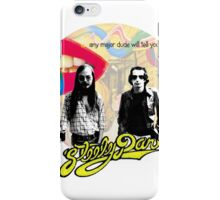 Steely Dan iPhone Case/Skin