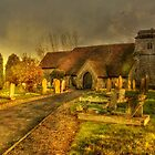 St Peter and St Paul Stoke  by Dave Godden