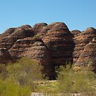 Purnululu National Park (The Bungle Bungles) by Simon Atherton