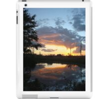 December Sunset 2014 iPad Case/Skin