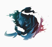 dota 2 Phantom Assassin by designjob