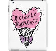 MM Cotton Candy heart iPad Case/Skin