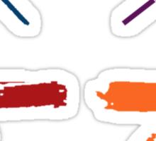 TMNT all icons! Sticker