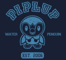 Piplup - College Style Kids Clothes