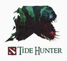 dota 2 tide hunter by designjob