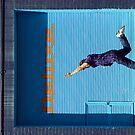 John Robb Goes Diving by Mark Higgins