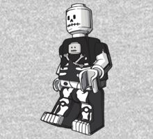 Dead Lego by hatefueled