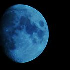 Once in a Blue Moon by lorilee