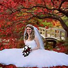 Colorful Bride by photomama4