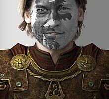 Jaime Lannister Lion House War Paint by HilaryHeffron