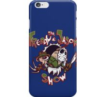 The Freddy and Jason Show iPhone Case/Skin