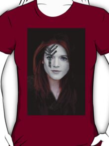 Ygritte Wildling Game of Thrones War Paint T-Shirt