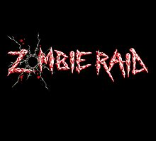 Zombie Raid by Retrospectglory