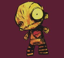 Milo The Broken Hearted Little Stitch Boy by ButcherBrand