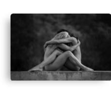 Entwined - Tricia | Katee [Katee Sackhoff & Tricia Helfer by Dennys Ilic] Canvas Print